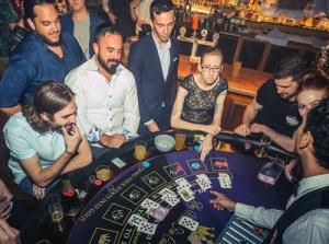 Casino theme party brisbane