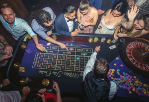 casino theme party in gold coast
