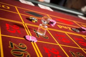 private casino party